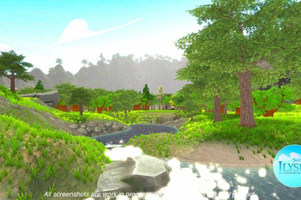 Tales of Ilysia - PSVR - VR4player.fr