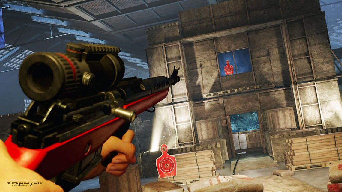 Blood & Truth - défis - PSVR - VR4player.fr