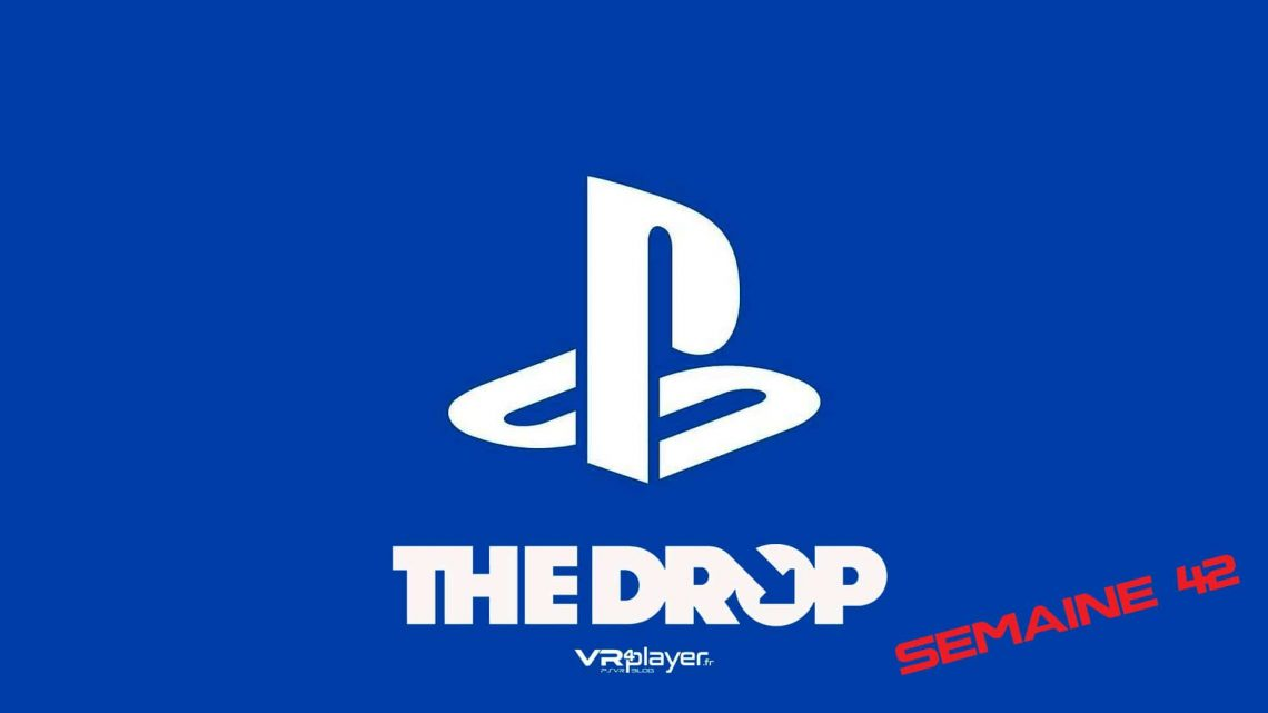 The Drop - PSVR - VR4player.fr