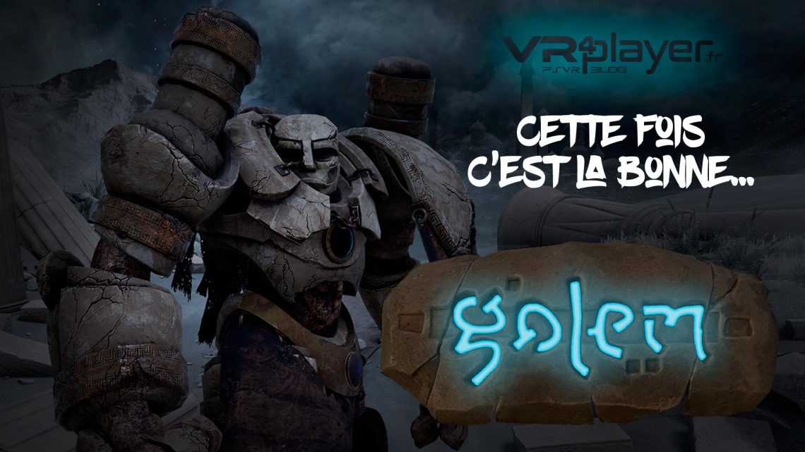 Golem PSVR PlayStation VR VR4Player