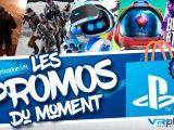 Promos PlayStation VR OCTOBRE 2019