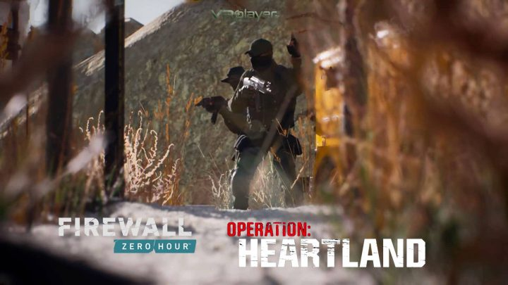 Firewall Zero Hour Operation Heartland - PSVR - VR4player.fr