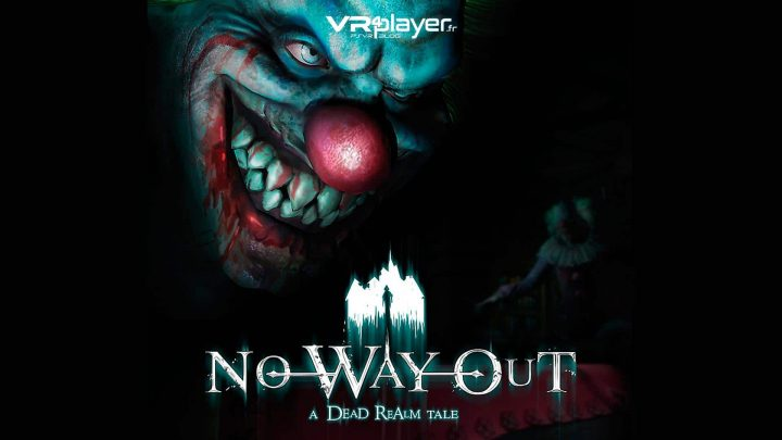 No Way Out PSVR PlayStation VR VR4Player