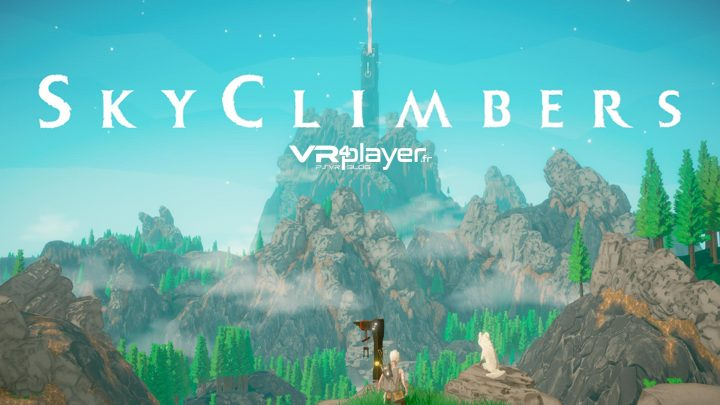 SkyClimbers Paratope PSVR PlayStation VR VR4Player