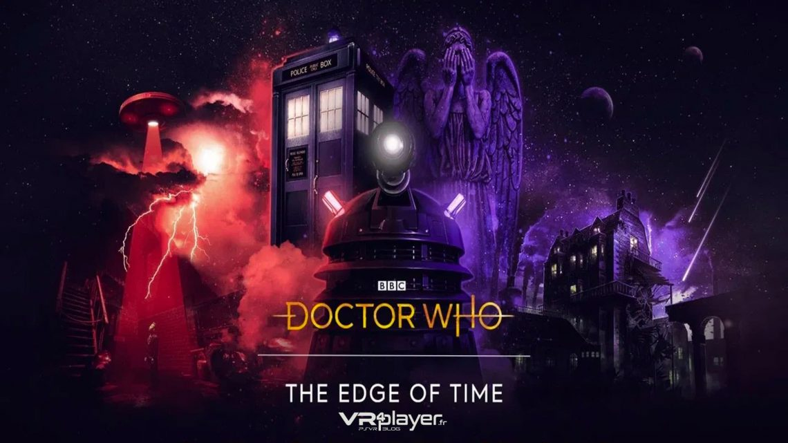 Promos du PlayStation Store pendant le Confinement Doctor Who: The Edge of Time