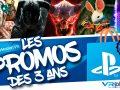 3 ans PlayStation VR Promos 2019