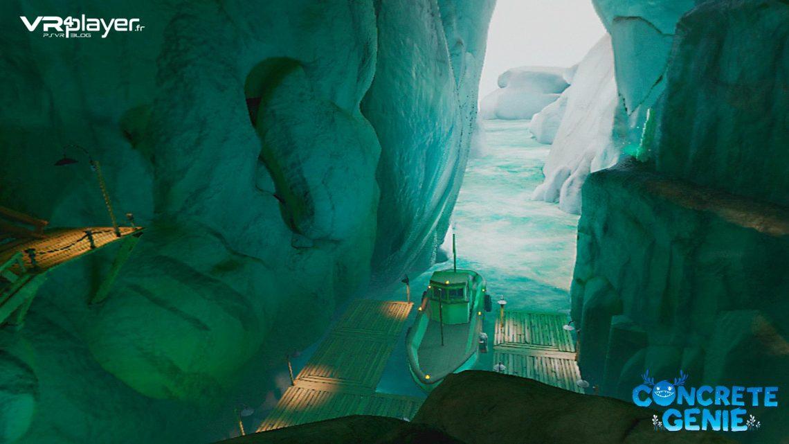 Concrete Genie Mode VR Test VR4Player