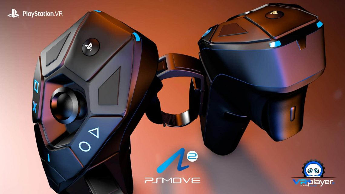 PS MOVE 2, PS5, PlayStation VR 2, PSVR2, MOVE2, VR4PLAYER