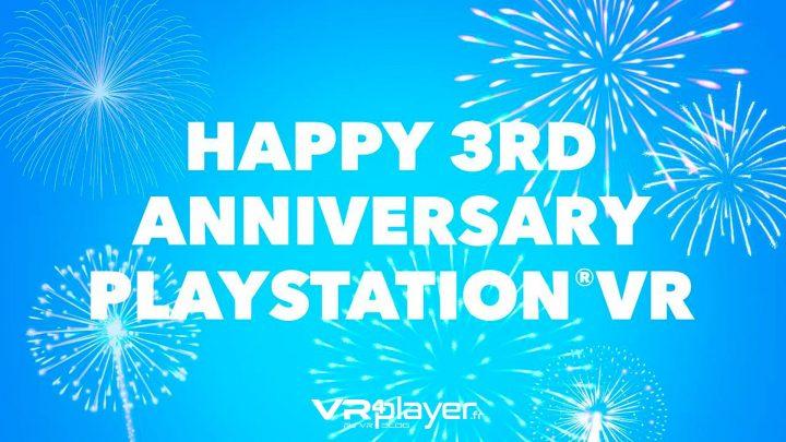 PSVR - Anniversaire - VR4player.fr