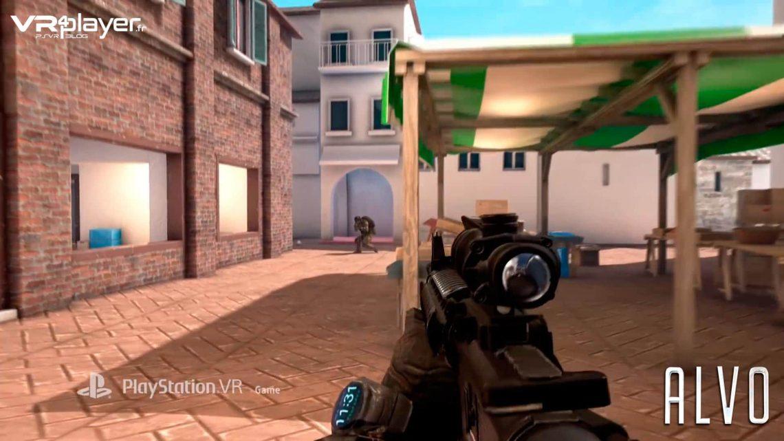 ALVO PSVR PlayStation VR VR4Player
