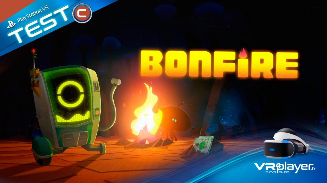 BonFire Test Review PlayStation VR PSVR VR4Player