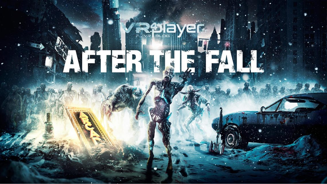 After The Fall PlayStation VR PSVR VR4Player