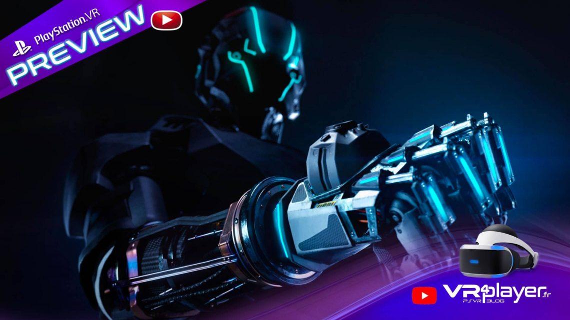 ESPIRE1: VR Operative - PSVR - VR4player.fr