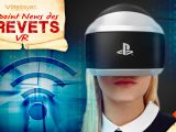 Brevet sony Spectacles VR PSVR PlayStation VR