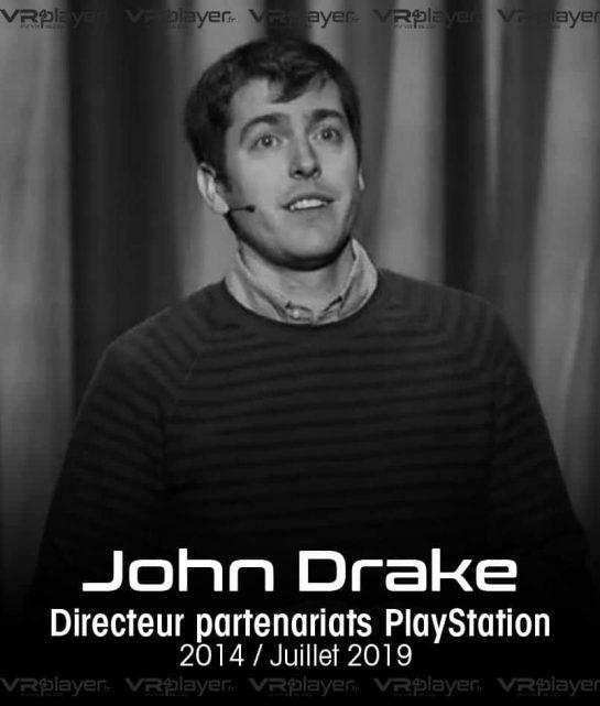 John Drake Sony Interactive Entertainment VR4Player