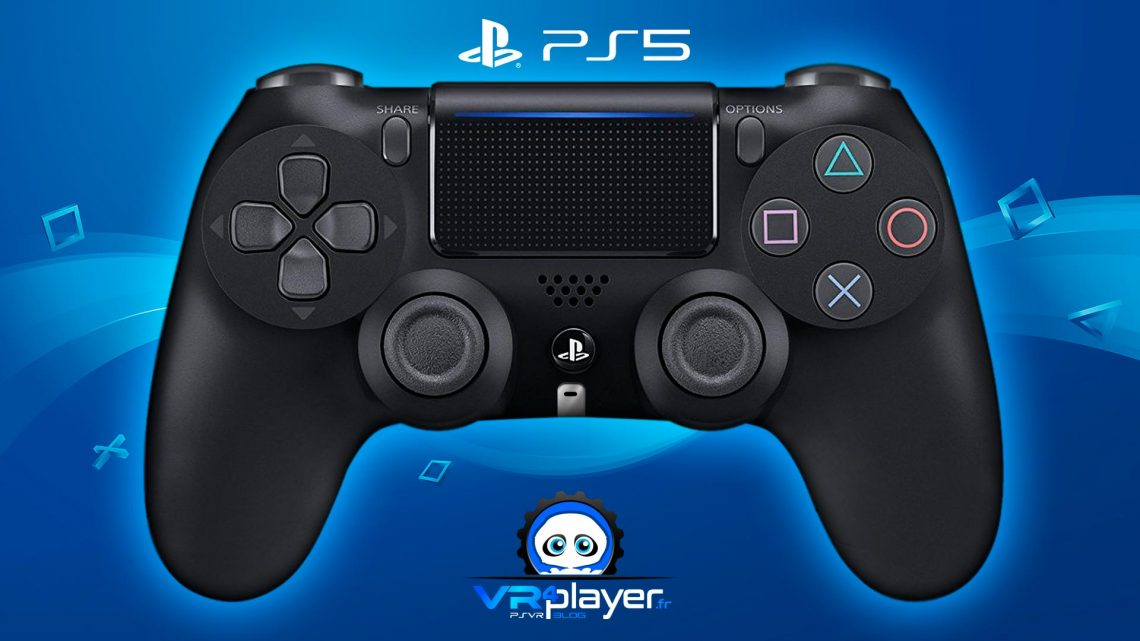 DualShock 5 Tracking Optique et PlayStation VR VR4Player, ds5, PS5, PSVR 2
