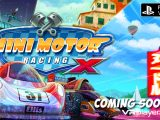 Mini Motor Racing X PSVR PlayStation VR VR4Player