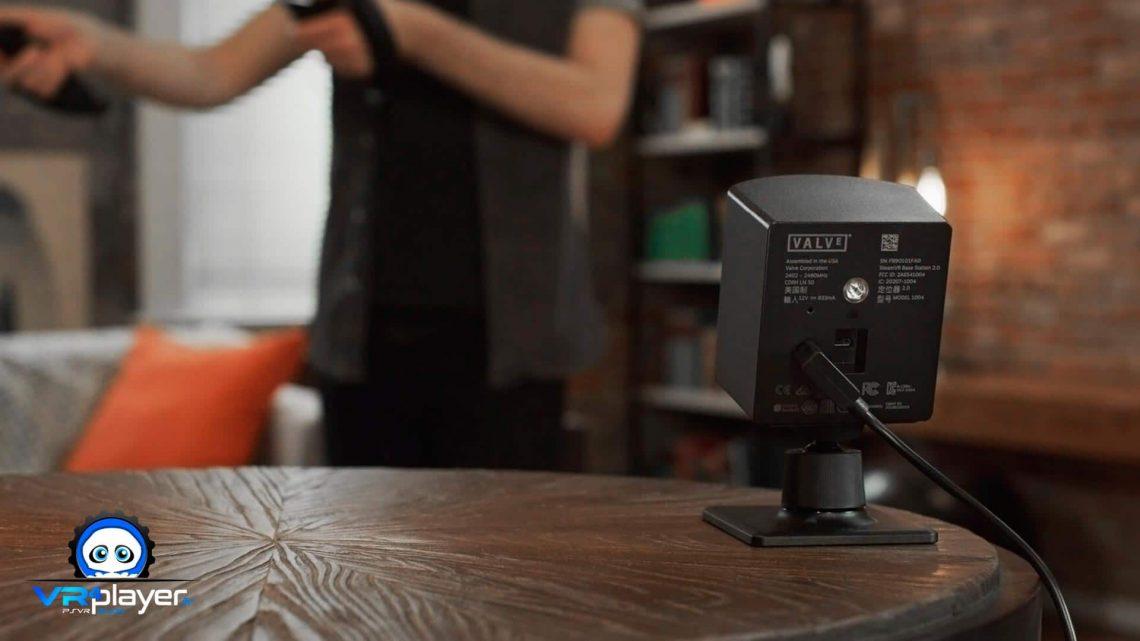 DualShock 5 Tracking Optique et PlayStation VR VR4Player