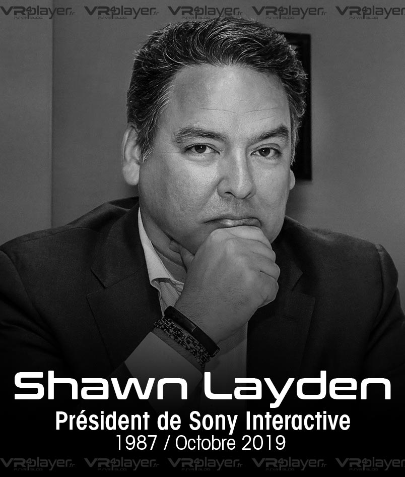Shawn Layden Sony Interactive Entertainment VR4Player