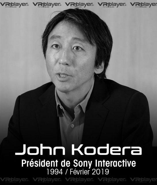 John Kodera Sony Interactive Entertainment VR4Player