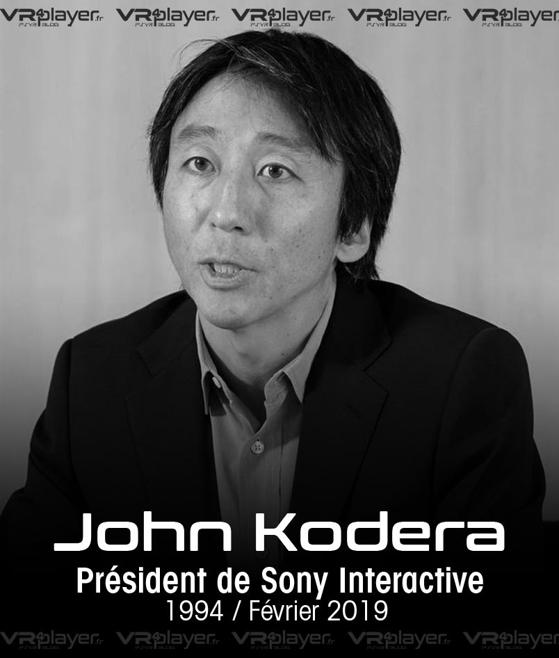 John Kodera Sony Interactive Entertainment VR4Player