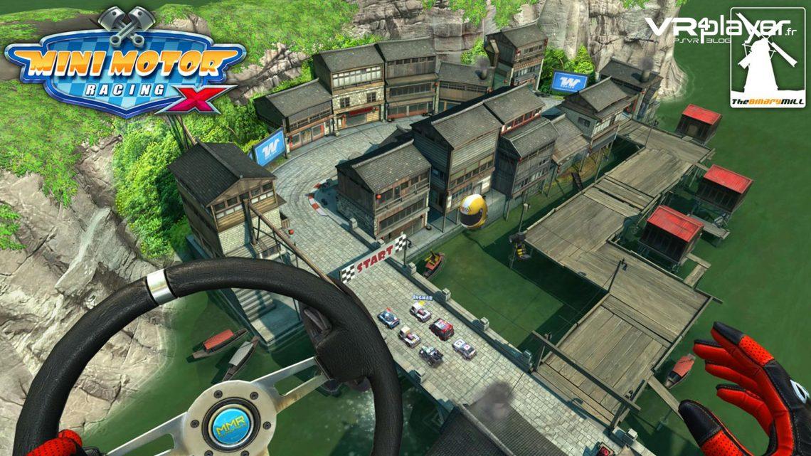 Mini Motor Racing X PSVR PlayStation VR VR4Player