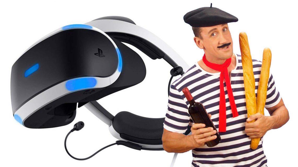 PlayStation VR Traductions FR Français Dossier Marché de la VR VR4player