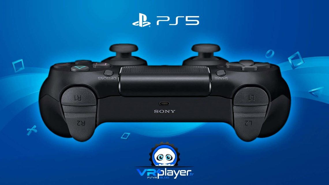 DualShock 5 Tracking Optique et PlayStation VR VR4Player DS5, ps5, psvr 2
