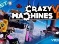 Crazy Machines VR TEST Review PSVR PlayStation VR VR4Player
