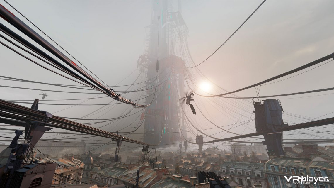 Half-Life: Alyx possible sur PlayStation VR - PSVR - PS5 ?