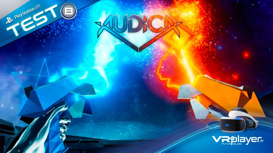 AUDICA PSVR PlayStation VR VR4Player