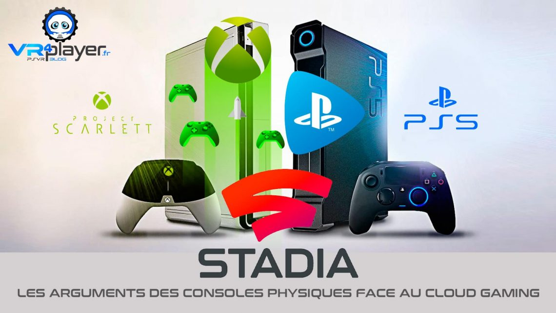 Google Stadia, PlayStation 5, PS5, XBox Scarlett, PlayStation Now, XCloud