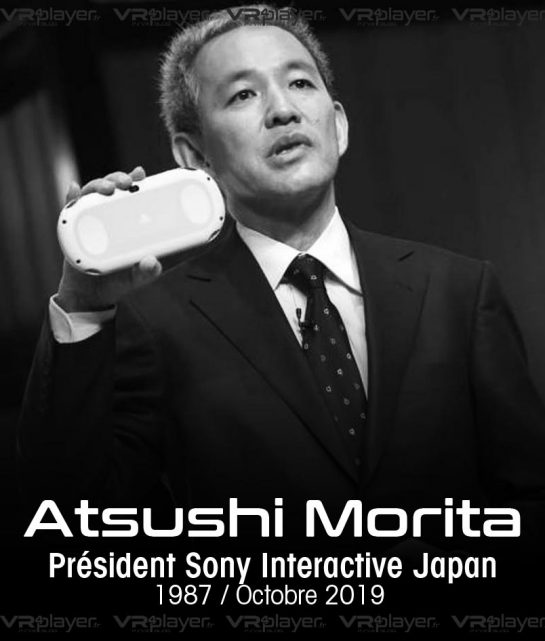 Atsushi Morita Sony Interactive Entertainment VR4Player