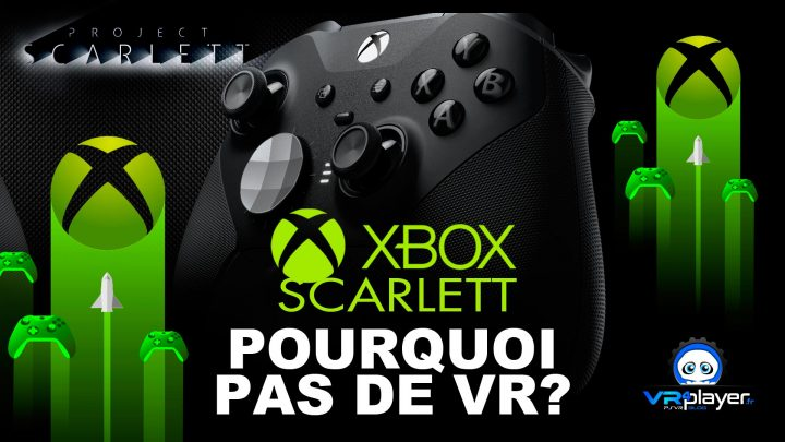 XBox Scarlett VR XCloud Streaming VR4player