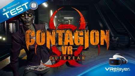 Contagion VR: Outbreak - PSVR - VR4player.fr