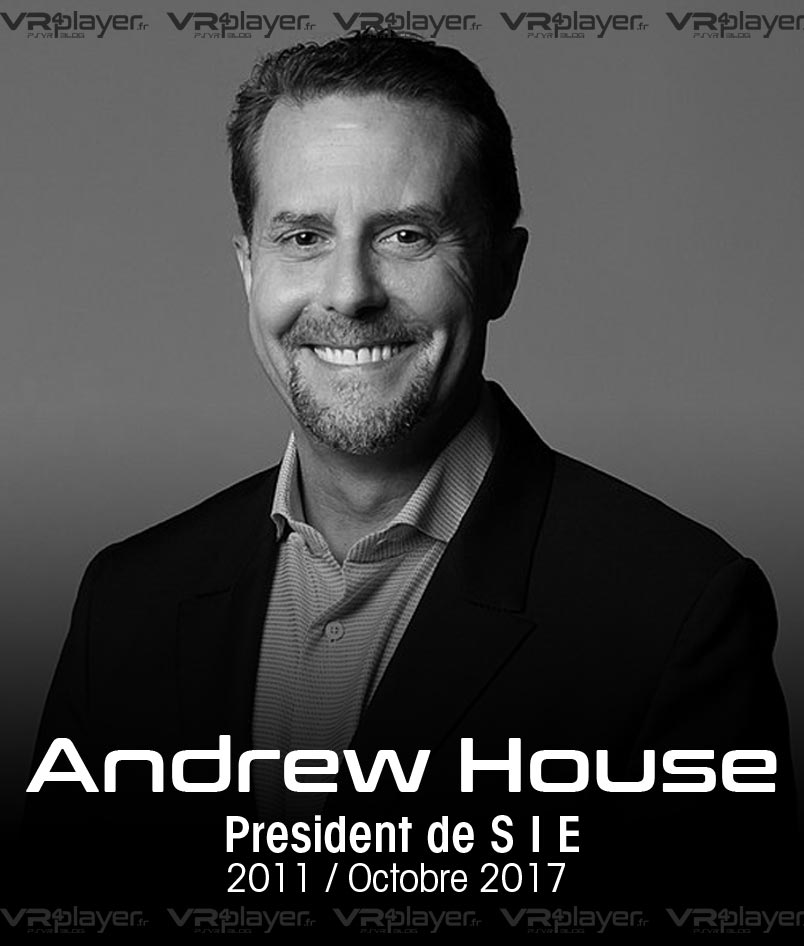Andrew House Sony Interactive Entertainment VR4Player