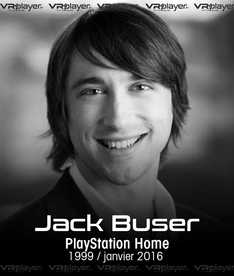 Jack Buser Sony Interactive Entertainment VR4Player