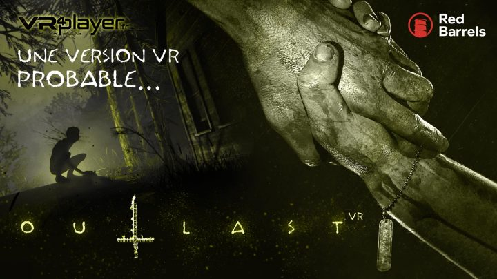 OutLast VR PlayStation VR PSVR VR VR4Player