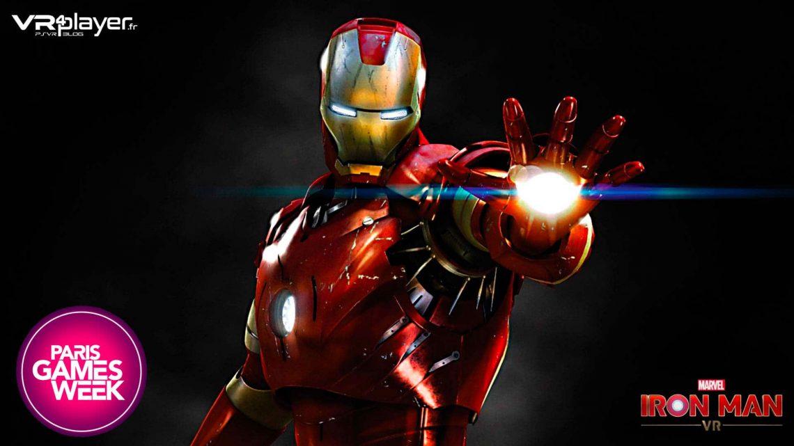 Iron Man VR - Test Demo - VR4player