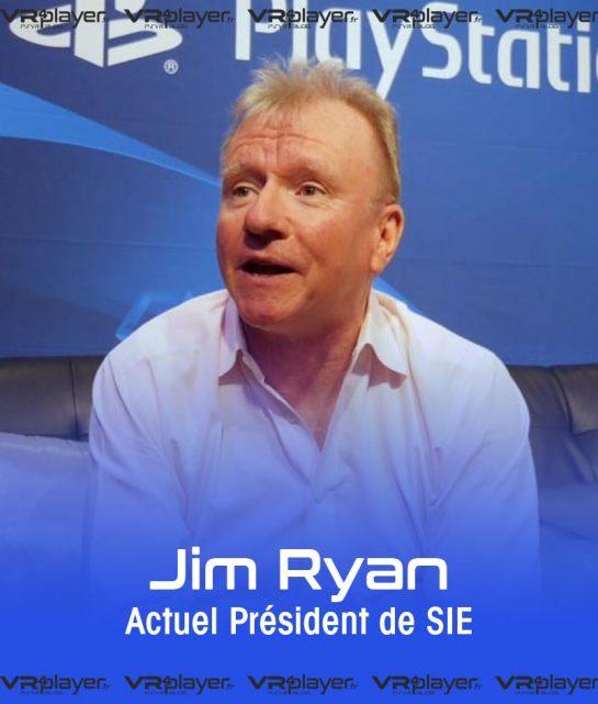 Jim Ryan Sony