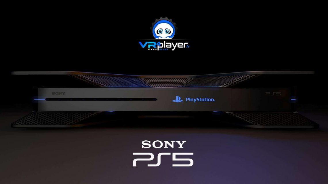 PS5 PlayStation 5 VR4Player Concept