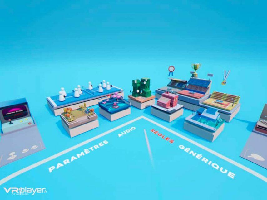 VR Ping Png Pro - TEST PSVR - VR4player.fr
