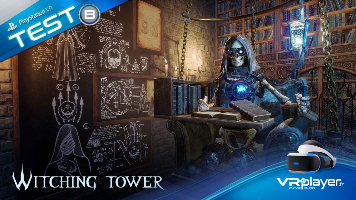 Witching Tower - PSVR - VR4player.fr