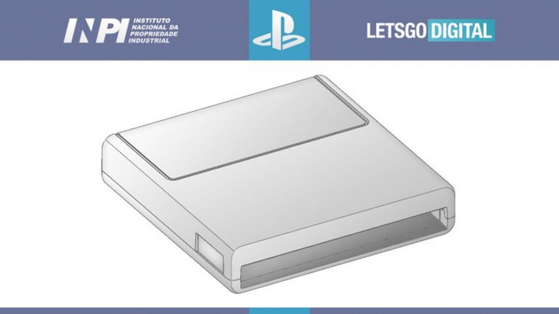 Cartouche PS5 PS VITA 2 Brevet
