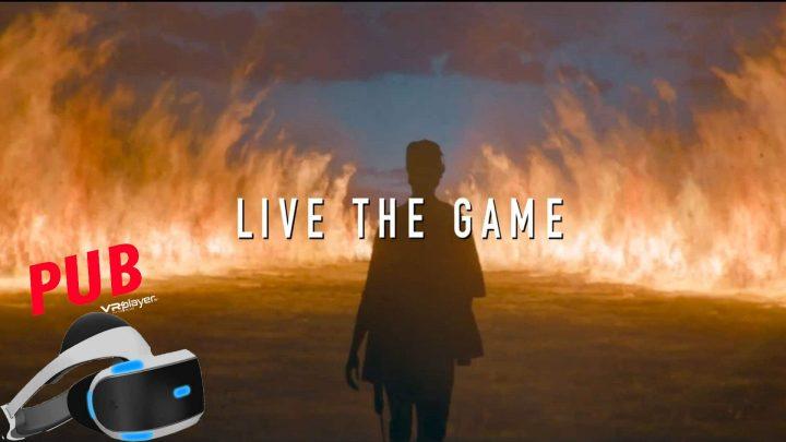 Pub Sony PlayStation VR