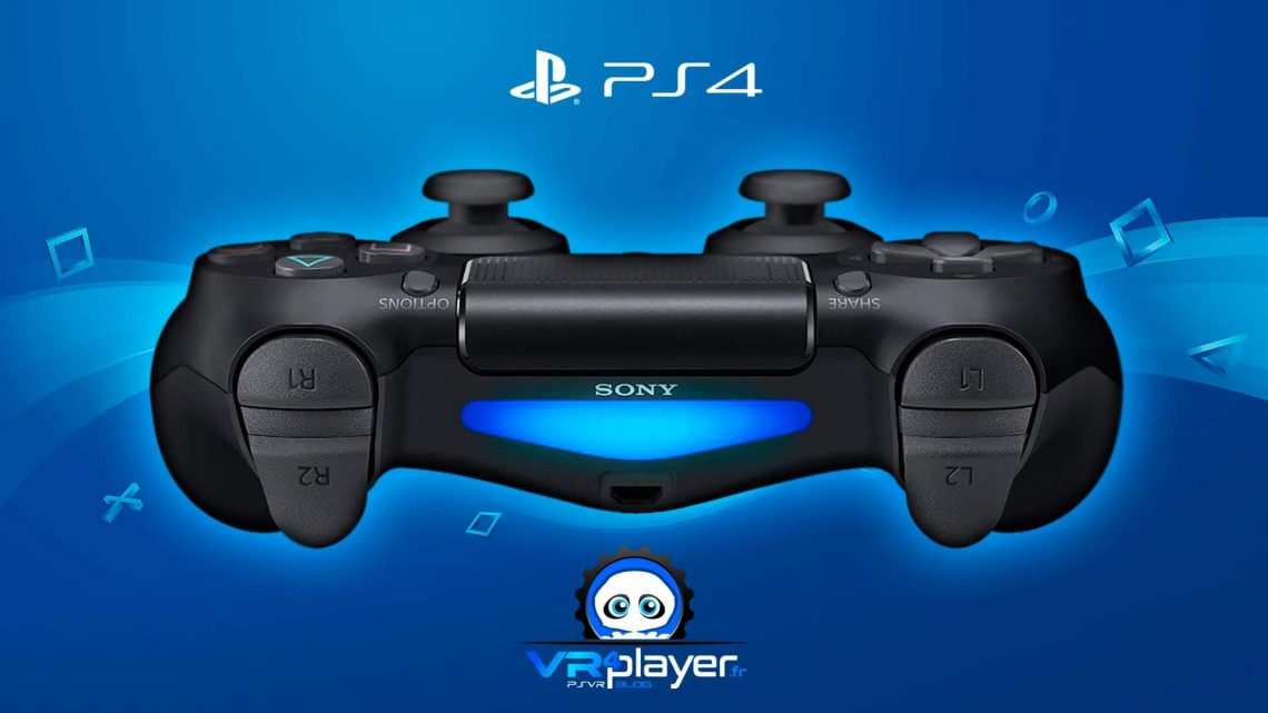 DualShock 5 Tracking Optique et PlayStation VR VR4Player, PS5, DS5, PSVR 2