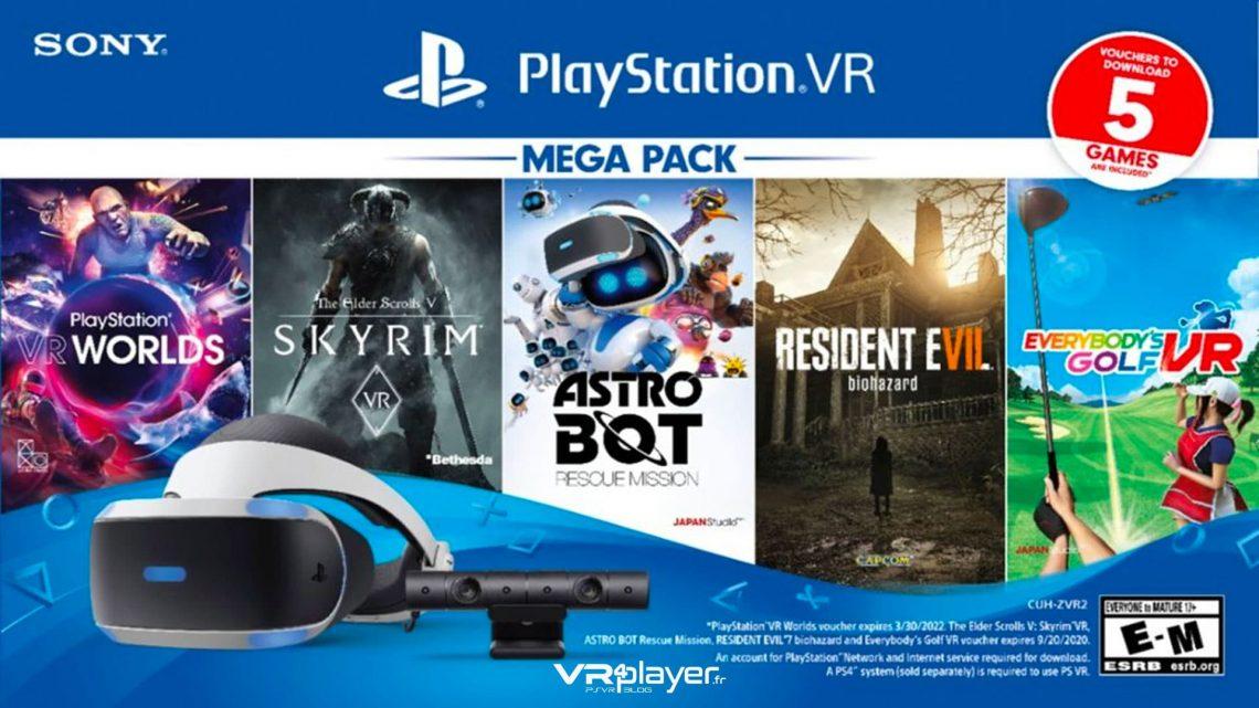 PSVR Promo Sony Pub PlayStation VR