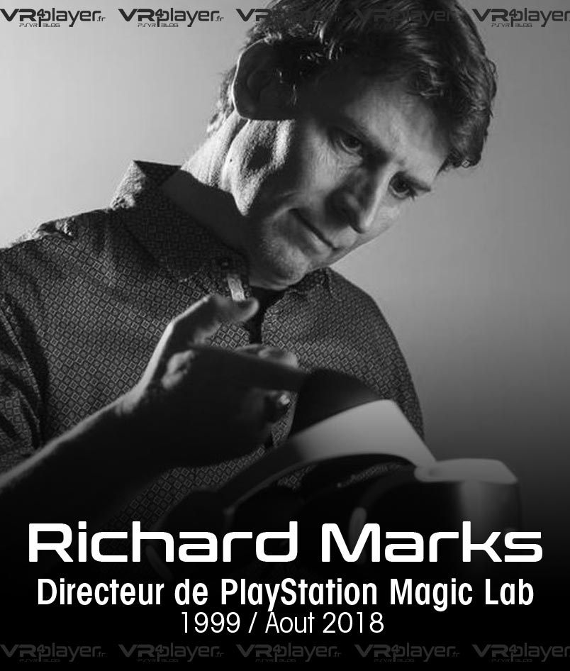 Richard Marks Sony Interactive Entertainment VR4Player