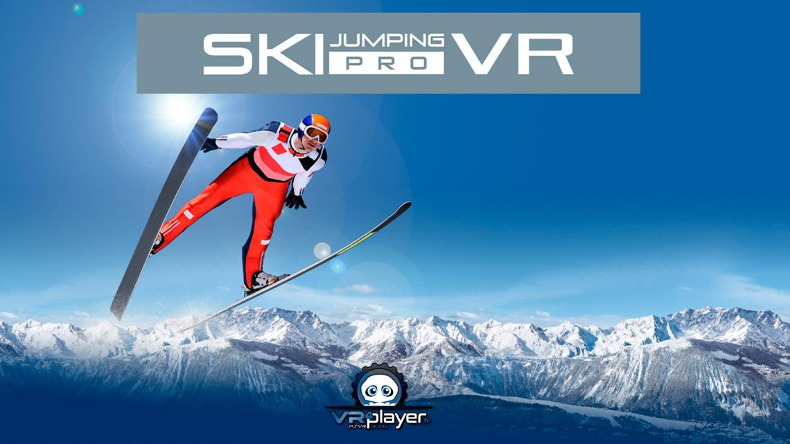 Ski Jumping Pro VR PSVR PlayStation VR VR4Player