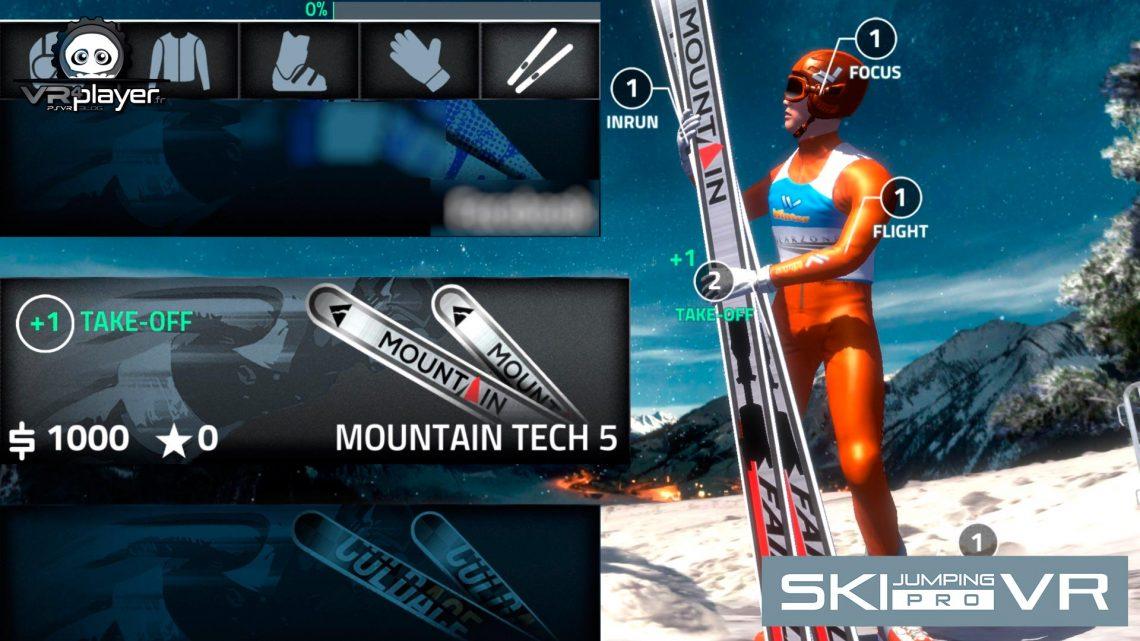 Ski Jumping Pro VR PSVR PlayStation VR VR4Player
